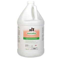 Mycodex Flea and Tick Shampoo Gallon ** Want to know more, click on the image. (This is an affiliate link) #dogfleasandtickcontrol