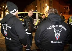Norwegian Islamists form 'Soldiers of Allah' in response to Soldiers of Odin patrols | The Independent