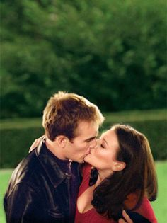 Dawson's Creek, this is what's wrong with DJ. I'm sorry, but it is.