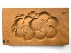 Plum Blossom Vintage Japanese Kashigata Mold by VintageFromJapan, $55.00 #shopping #vintage #art