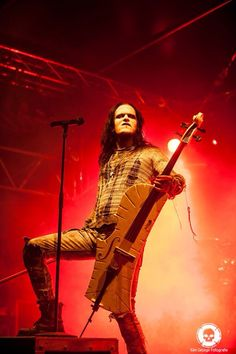 Chris Harms - Lord of the lost - Wacken Open Air 2015