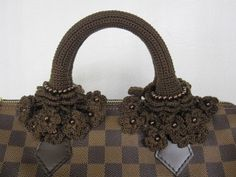 crochet handle cover $70