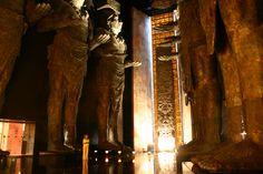 Lobby at Grand Mayan resort