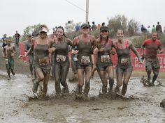 America's Most Interesting Races: The World Famous Mud Run