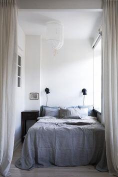 Small & cozy bedroom