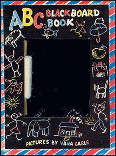 ABC BLACKBOARD BOOK