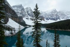 Planning a trip to Banff? An alberta local shares her top 10 favourite and underrated places in world-famous Banff National Park.