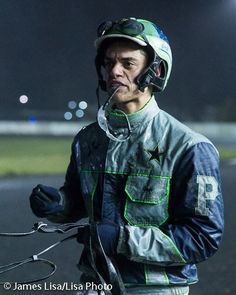 Logan Powell first win at the Meadowlands 3-31-17.. - Vanessa Powell - Google+