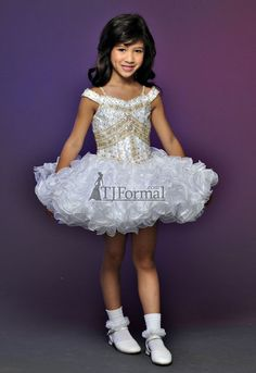 Girls Glitz Pageant Dresses