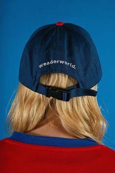 "Aplan cap . ""weaderworld""  www.adererror.com  #ader #fashion #brand #cap #white #accessory #buckle"