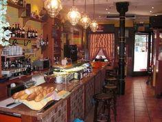 Traspaso taberna restaurante en Madrid, barrio de Salamanca