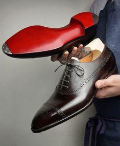 Classic Man, Dream Shoes, Gentleman Style, Looking Gorgeous, Shoe Game, Men's Shoes, Shoes Men, Bespoke, Oxford Shoes