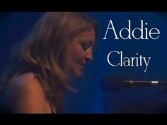 Addie 'Clarity'  piano voix violoncelle