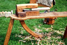 Bodger's Ask & Answer • View topic - Shaving horses