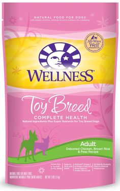 Wellness Complete Health Natural Dry Small Breed Dog Food  #dog #K #pet #cat #saleondeals #Puppy