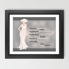"""WEDDING GIFT Printable Bride Sketch by WholeheartedVirtuous, $7.00  """"And I will make you my promised bride [betroth you to me] forever. I will be good and fair [betroth you in righteousness and justice]; I will show you my love [loyalty; unfailing love; lovingkindness] and mercy. I will be true to you as my promised bride [betroth you in faithfulness], and you will know [or acknowledge me as] the Lord."""" {Hosea 2:19-20 EXB}"""