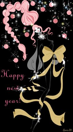 Happy new year by Sonia Menti!!!!