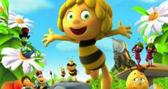 Maya the Bee will be appearing in Friends and Favourites magazines!