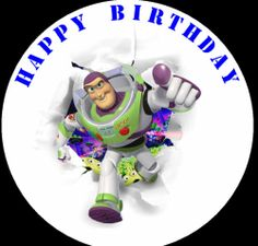 Buzz Lightyear Toy Story Edible Cupcake Cake Image Decoration Custom Birthday | eBay Festa Toy Story, Toy Story Party, Cake Images, Buzz Lightyear, Cake Toppers, Cupcake Cakes, Party Supplies, Birthday Parties, Printables