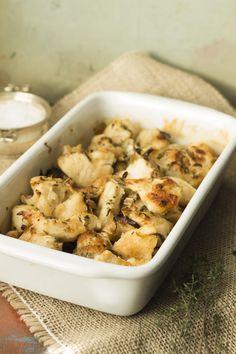 tortadirose - Petti di pollo con sciroppo d'acero - Canada - Maple syrup chicken breasts