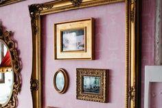 Utiliza marcos vintage para tus fotos | Ideas Para Tu Hogar