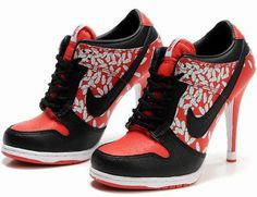 Nike High Heel Shoes!!!