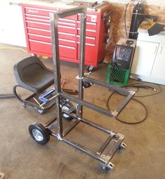 The Welding Cart Thread... Post 'Em Up!! - Page 15