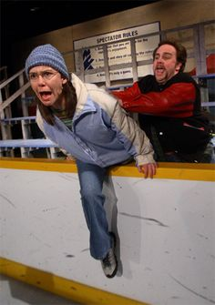 Hockey Mom! LOL!!