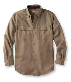 For Ryan: Wool Field Shirt, XXL in dark khaki