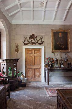 The English Country House - Quintessence - English Country House by James Peill Kentchurch - English Country Decor, British Country, French Country, French Cottage, French Farmhouse, Country Farmhouse, Home Still, English Interior, English House