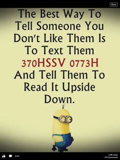 Funny images of Minions with quotes PM, Friday September 2015 PDT) - 10 pics - Minion Quotes Funny Minion Pictures, Funny Minion Memes, Minions Quotes, Funny Images, Funny Jokes, Minions Pics, Minion Humor, Funny Fails, Funny Signs