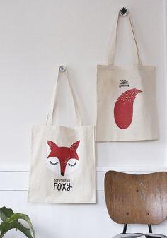 Foxy tas [SB0565]