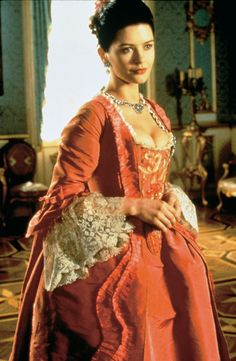 Catherine Zeta-Jones as Catherine the Great, 1996 18th Century Dress, 18th Century Fashion, Period Costumes, Movie Costumes, Sophia Coppola, Catalina La Grande, Moda Medieval, Rococo Fashion, Catherine The Great
