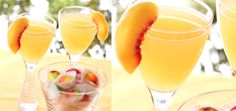 Sandra Lee Peach Drop- Peach Drop