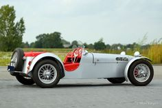 Magic Carpet Auto Transport This is how we Rock. #LGMSports move it with http://LGMSports.com Lotus Seven S2 1964