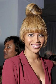 Beyoncé | Proof That Bangs Can Totally Change Your Face