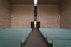 Crematorium in Berlin (Chapel)   par Andro de Guezala