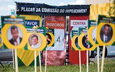 Uma presidente fora de si Bastidores do Planalto nos últimos dias mostram que a iminência do afastamento fez com que Dilma perdesse o equilíbrio e as condições emocionais para conduzir o país