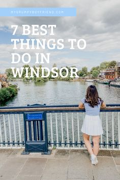 The 7 best things to do on a day trip to Windsor - a royal town a stone's throw away from London. Read for tips on where to eat and drink; seeing Windsor Castle; as well as a list of events held in the town or nearby. Windsor is a traditionally English town and a must-see on your next trip to the UK.