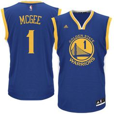 Men s Golden State Warriors JaVale McGee adidas Royal Replica Road Jersey   WarriorsParade  WarriorsGround   dd7c8b28e