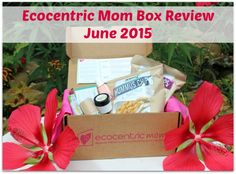 ecocentric mom box october | Ecocentric Mom Box Review June