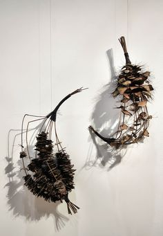 Hanging by a Thread, Ann Goddard British Women Artists
