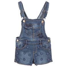 Practical Cute Rompers Denim Lace Harem Shorts Jeans Jumpsuit Toddler Baby Kids Girls Clothing Outfit Distinctive For Its Traditional Properties Boys' Baby Clothing