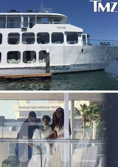 Tina Knowles is getting hitched for the second time, this time on a fancy yacht . with Beyonce and Jay Z on board! Yacht Wedding, Wedding Day, Celebrity Weddings, Celebrity News, Tina Knowles, Beyonce And Jay Z, Celebs, Celebrities, Celebrity