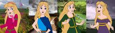 Color Spectrum Eilonwy by SelenaEde.deviantart.com on @DeviantArt