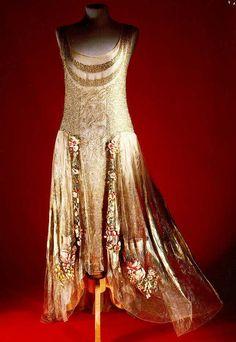 1920s Boué Soeurs 'Robes de Style.'
