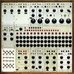 Buchla 100 Modular Synthesizer
