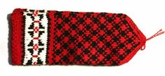 Latvian mittens--this site has a comprehensive gallery of ethnographic Latvian mittens and they're all GORGEOUS. I'm just posting my favorites, but you should check it out. I'm sure these could be adapted to other colorwork, and at the very least, they're incredibly inspiring!