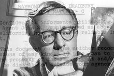 Inside Ray Bradbury's FBI file