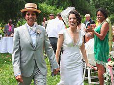 Queer! Interracial! Married!